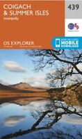 OS Explorer 439: Coigach and Summer Isles