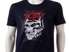 Slayer T-Shirt Men's Black Size Small  Licensed Skull 100% Cotton New