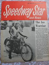 Speedway Star and News 12th April 1968