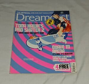 Official Dreamcast Magazine Issue #15 January 2001