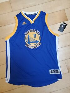 Brand new Klay Thompson GS Warriors Adidas Swingman Jersey #11 Youth XL