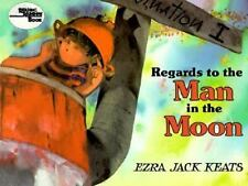 Regards to the Man in the Moon (Reading Rainbow Books (Pb))-ExLibrary