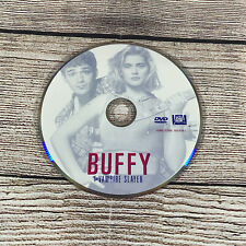 Buffy the Vampire Slayer (DVD, 2005, Sensormatic) Disc only no artwork