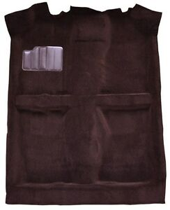 1983-1987 Plymouth Turismo 2 Door Complete Cutpile Replacement Carpet Kit