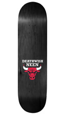 Deathwish Neen Williams Chicago Bulls Classic 8.25 x 32 Skateboard Deck
