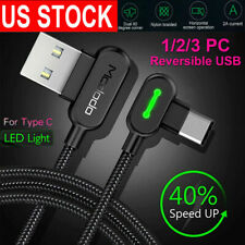 For Samsung S21 Note 20 10 S10+ Usb-C Type C Fast Charging Sync Charger Cable