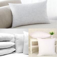 White Pillow Core PP Cotton Microfiber Cushion Scatter Insert Pads Filler Gift