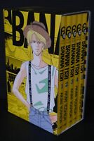 JAPAN Akimi Yoshida manga LOT: Banana Fish vol.1~5 Set (Reprint BOX vol.1)