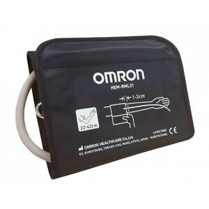 Omron Upper Arm Blood Pressure Monitor Cuff, Model: HEM-RML31, 22-42cm, BNIB