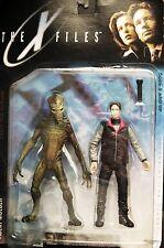 The X-Files Agent Mulder & Alien 1998 Action Figure by McFarlane Toys NIB NIP