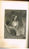 Lalla Rookh by Thomas Moore ca.1880 Rare Antique Book
