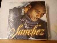 Sanchez – Stays On My Mind  - Vinyl LP 2002