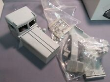 Resin CK48 MTFA Hayes WHDX cab conversion. 1/25th scale.