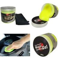 Vinyl Record Lp Cleaning Gel – Antistatic Album Cleaner And Microfiber Cloth B