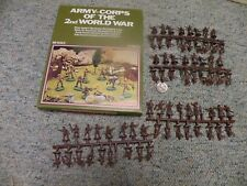 Atlantic HO 1/72 Box#1564 WW2 British Infantry