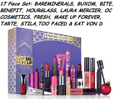 Sephora Favorites GIVE ME MORE LIP ULTIMATE 17PC Set LIMITED EDITION Sealed Box!