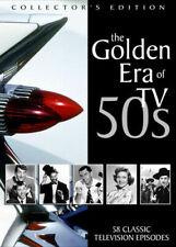 Golden Era of TV 50's - DVD Region 1
