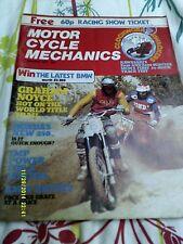 Motorcycle Mechanics(jan1977)Z400/BMW R100RS/Puch 50/Norton/CJ250T/DT250/DT400