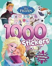 Disney Frozen 1000 Stickers Book Over 60 Activities Rrp £4.99