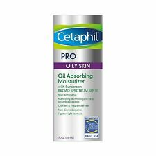 New Cetaphil Pro Oil Absorbing Moisturizer For Oily Skin SPF 30 4 Oz.