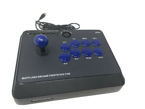 Mayflash F300 Arcade Fight Stick Joystick for PS4 PS3 Xbox One 360 PC Switch