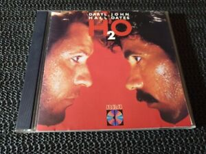 Daryl Hall & John Oates - H2O - 1985 RCA Victor CD - very early CD press for Aus