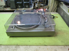 VINTAGE RARE SONY PS-2700 TURNTABLE,WORKING, VERY NICE CONDITION
