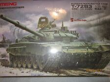 MENG 1/35 RUSSIAN MAIN BATTLE TANK T-72B3