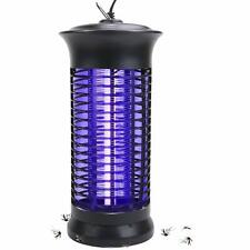 US Large Electric Insect Bug Zapper Fly & Mosquito Killer Trap Lamp W/ UV Light