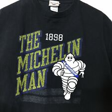 The Michelin Man 1898 T-Shirt Mens Size XL Distressed Graphics Oarsman 913