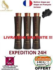 Lissage Brésilien Honma Tokyo AllLiss Premium Coffee 3X50ml+1Paire de Gants Pro