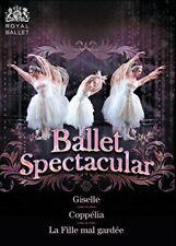 Ballet Spectacular [New DVD]