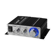 Lepai LP-2020TI Digital Hi-Fi Audio Mini Class D Stereo Amplifier with Power ...