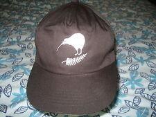 NZ Kiwis embroidered black Cap - NEW!