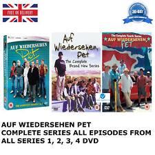 AUF WIEDERSEHEN PET Complete Film Collection Seasons 1 2 3 4 Series DVD NEW UK