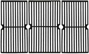 Uniflasy Cast Iron Cooking Grate for Brinkmann Pro Series 8300, 810-1415-F, 810-
