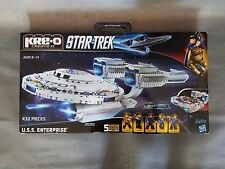 Lego-Like KRE-O Star Trek U.S.S. Enterprise Building Set KRE-O A3137