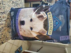 Blue Buffalo Wilderness High Protein Grain Free Chicken Dry Dog Food - 24lbs