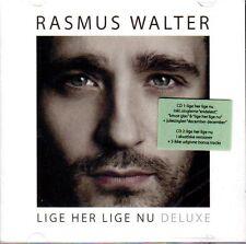 2 CD Danimarca danese: Rasmus Walter, bbia her bbia NU Deluxe Special Edition