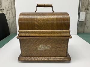 Restored Edison Phonograph - beautiful condition
