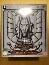 New Sealed PS3 ! Saint Seiya Brave Soldiers Box Collector / Original Limited