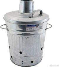 More details for 20 litre incinerator galvanised metal garden waste rubbish wood fire bin burner