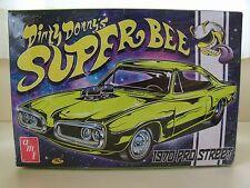 AMT - DIRTY DONNY'S 1970 DODGE SUPER BEE PRO STREET - MODEL KIT (OPENED)