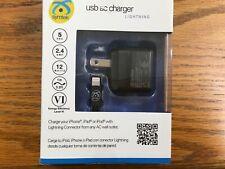 SYMTEK USB AC  CHARGER LIGHTNING