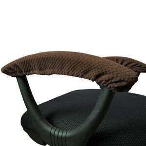 Removable Stretch Home Office Computer Chair Elbow Armrest Arm Rest Cover Case