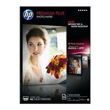 HP A4 PREMIUM PLUS SEMI GLOSS PHOTO PAPER 300GSM - 20 SHEETS - CR673A