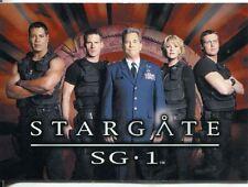 Stargate SG1 Season 9 Promo Card DST06