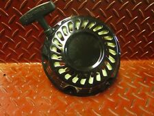 Black Recoil pull starter suit honda  chinese copy stationary engine 5.5hp 6.5hp