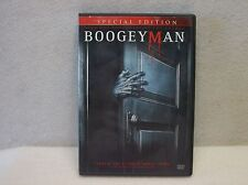 DVD - Boogeyman - Special Edition - Directed By Stephen Kay - Horror