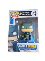 FUNKO POP! DC SUPER HEROES EARTH 1 BATMAN VINYL FIGURE No.142